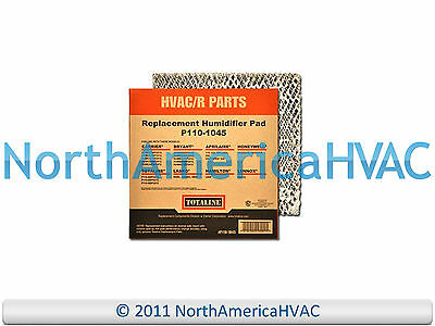 Carrier Bryant Payne Totaline #10 Humidifier Water Panel Pad P110 1045   eBay