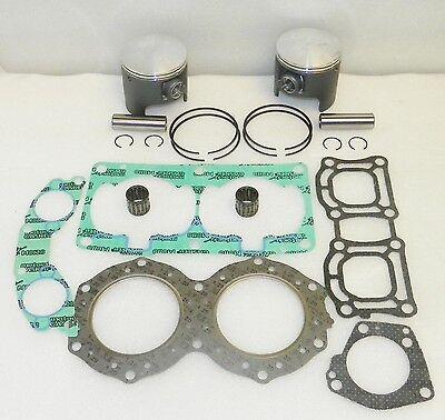 1Mm Yamaha 700 701 62T XL Wave Raider Venture Top End Rebuild Kit Piston Gasket