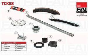 FAI-Timing-Chain-Kit-TCK58-BRAND-NEW-GENUINE-5-YEAR-WARRANTY