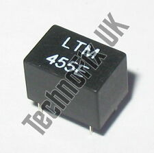LTM455EW 15kHz wide 455kHz IF ceramic filter replaces ALFYM455E CFWM455E 3+2