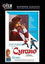 Cyrano De Bergerac (the Film Detective Restored Version)  DVD NEW