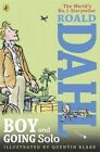 Boy and Going Solo by Roald Dahl (Paperback, 2013)