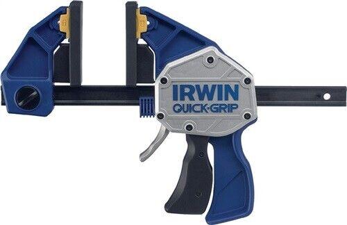 IRWIN 10505944 Einhandzwinge Quick Grip XP Spannweite 450 mm Ausladung 92 mm Spr