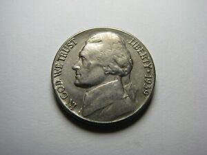 1939-S-Jefferson-Nickel-lt-gt-Extra-Fine