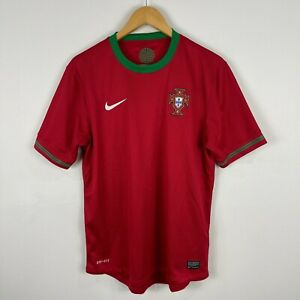 Nike-Portugal-Football-Soccer-Jersey-Mens-Medium-Short-Sleeve