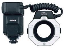 Sigma EM-140 DG PTTL Macro ring Flash For Pentax Cameras (UK Stock) BNIB