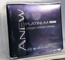 NEW Avon ANEW PLATINUM Night Cream - Full Size 1.7oz