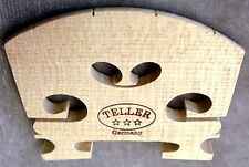 PRE-FITTED VIOLIN BRIDGE FULL SIZE no tools required