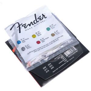 Fender-250L-Electronics-Guitar-String-009-042-Strings-Electric-guitar-strings
