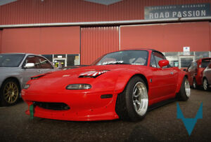 product unicorn mazda angle driftknuckles miata kit of nb na image