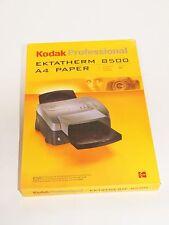 Kodak Professional Ektatherm 8500 A4 Paper, 100 Sheets CAT 830 8728