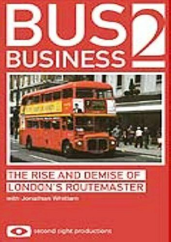 BUS BUSINESS Vol.2 - THE RISE & DEMISE OF LONDON'S ROUTEMASTER BUSES DVD NEW