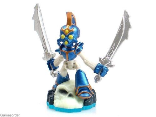 FIGURINE SKYLANDERS SWAP FORCE : Twin Blade Chop Chop Ps3/4/Wii/U/Xbox/one/3ds
