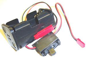 Empfaenger-Batterie-Packung-Gehaeuse-Box-4-X-Aa-RC-Fuer-Jst-Bec-Schalter