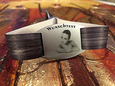 Dein persönliches Festivalbändchen mit deinen Foto die Weltneuheit WristCap