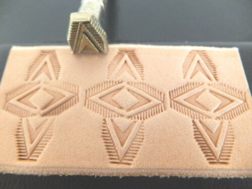 RARE New Zealand 1980 VINTAGE # 221 Kelly Midas Leather Stamp Craft Tool