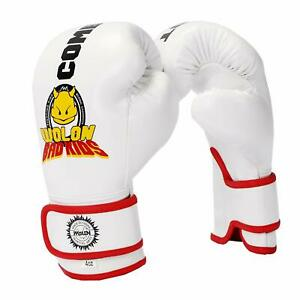 Kids Boxing Gloves 4OZ Punch Mitts MMA Pu Cartoon Sparring Boxing Glove Children