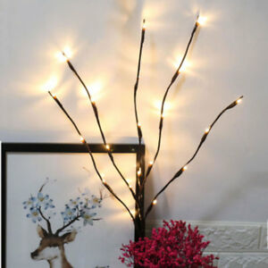 Battery-Operated-Branch-LED-Fairy-Lights-Home-Vase-X-039-mas-Wedding-Party-Decor