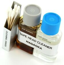 Nagaoka HC 800/II Tape Head and Capstan Cleaner Kit
