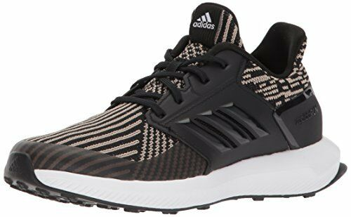 Adidas CQ0158 Unisex-Kids RapidaRun Knit C Sneaker- Choose SZ color.