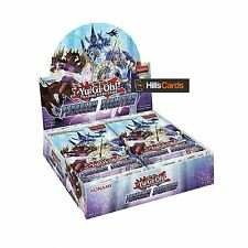 Yu-Gi-Oh Cards Pendulum Evolution Factory Sealed Booster Box 24 Packs: Magicians