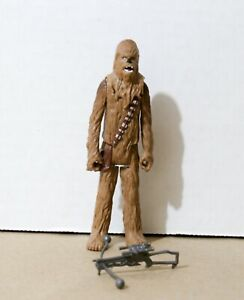 "Star Wars Saga Legends Death Star Chewbacca 4.75"" Toy / Figure - Hasbro 2013"