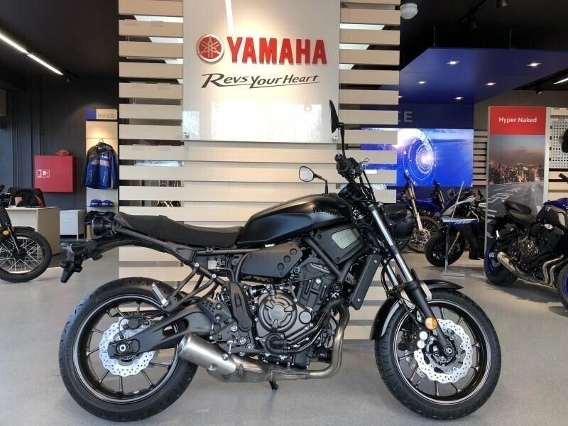 Yamaha, XSR 700, ccm 689