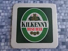 Beer Coaster: GUINNESS Brewery Stout Since 1759 ~ Kilkenny Irish Brew Since 1710