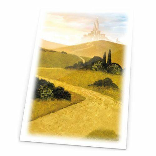 Ultimate Guard Lands Edition Plains Standard Card Sleeves (80) Magic/Pokemon