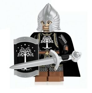 Baggins Hobbit Lord  Of The Rings Lego  Minifigure Gandalf Frodo