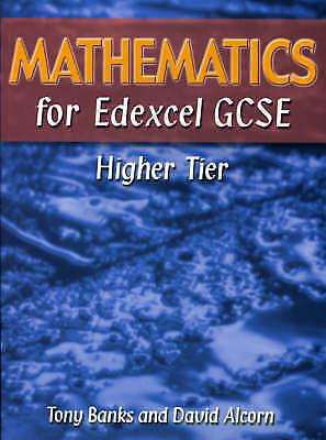 Mathematics for Edexcel GCSE Higher Tier