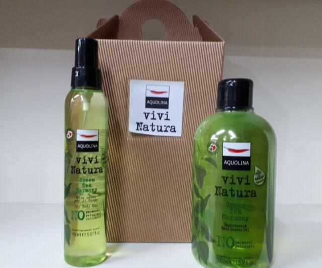 Bagno Doccia Aquolina : Aquolina vivi natura pic nic sul green tea harmony bd ml olio