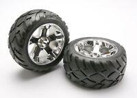 Traxxas Rear Anaconda Tire, All Star Wheel Jato Toys