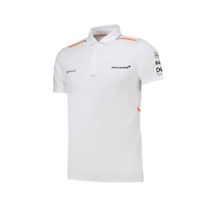 McLaren F1 2019 Team Polo Shirt White