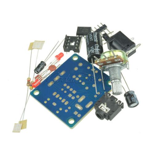 LM386 Super Mini Amplifier Board Module 3V-12V DIY Kit Perfect New