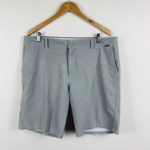 Mambo-Mens-Shorts-Size-38-Grey-Golf-Shorts-Aussie-Summer