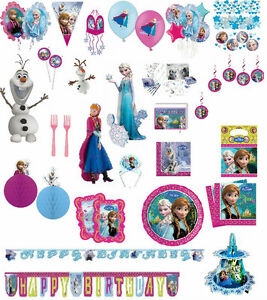 disney frozen anna die eisk nigin party geburtstag. Black Bedroom Furniture Sets. Home Design Ideas