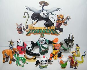 Kung-Fu-Panda-3-Movie-Figure-Set-of-13-with-Po-the-Furious-5-and-New-Characters