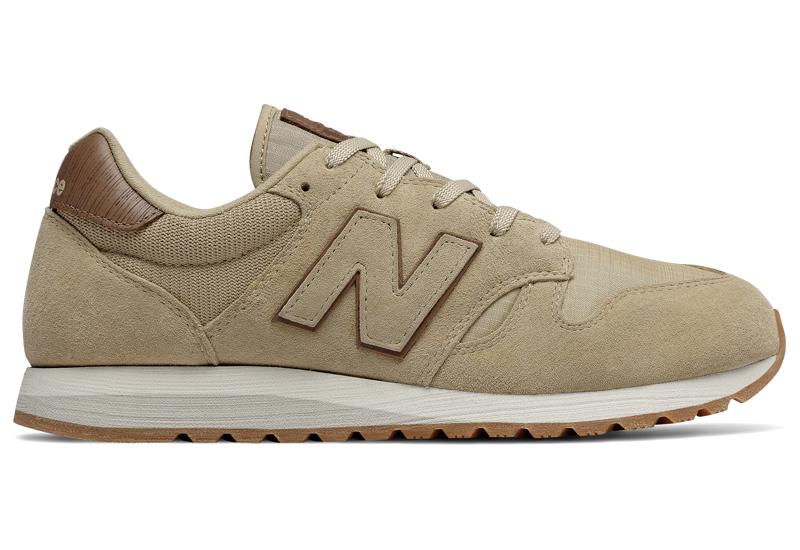 New Balance U 520 CH Gr 44,5 US 10,5 D beige brown sneaker wildleder suede 574
