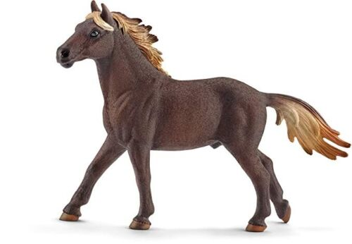 Figurine CHEVAL collection SCHLEICH Mustang Stallion 13805 Horse Collection Neuf