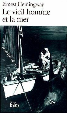 Le Vieil Homme et la Mer (Collection Folio) de Hemi... | Livre | état acceptable