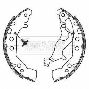 Brake-Shoes-fits-SUZUKI-CELERIO-AVK310-1-0-Rear-2014-on-K10B-Set-B-amp-B-5320084M00