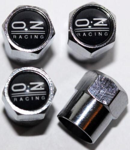 Chrome OZ Racing Wheel valvola tappi di polvere.