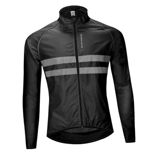 Cycling Bike Bicycle Breathable LongSleeve Jersey Jacket Sportswear Clothing
