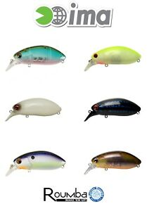Ima-Rattlin-039-Roumba-Shallow-Crankbait-Wakebait-Lure-Select-Color