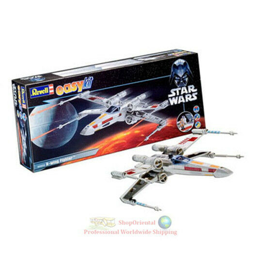 Revell Model Easy Kit STAR WARS X-WING Rebel Alliance Starfighter FIGHTER 06656
