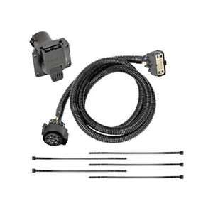 Trailer-Hitch-Wiring-Tow-Harness-7-Way-For-Chevrolet-Traverse-All-2018-2019-2020