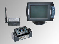 Prouser Kabellose Rückfahrkamera Und Einparkhilfe Apr035 3,5 Zoll