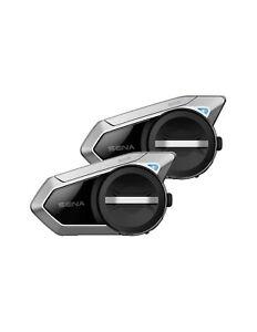 SENA 50S-01D INTERFONO BLUETOOTH MOTO, AUDIO HD,COMANDI VOCALI,RADIO-DOPPIO