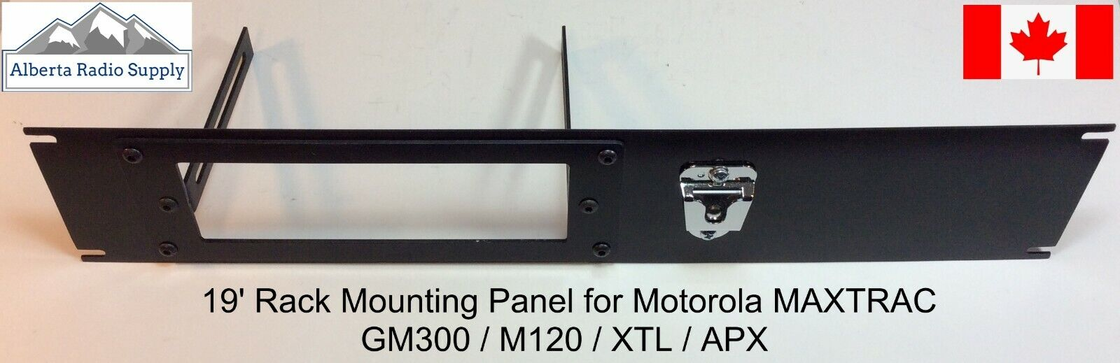 """19"""" Rack Mount Panel for Motorola XTL2500 XTL5000 APX SPECTRA MAXTRAC GM300. Buy it now for 60.01"""
